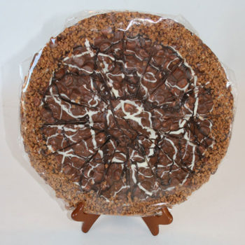 Chocolate Taffy Pizza 12""