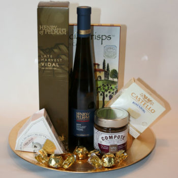 Icewine Follies Gift Basket