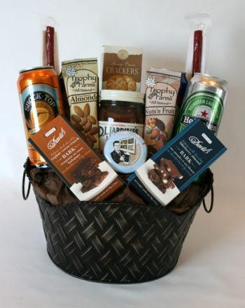 Salut Gift Basket