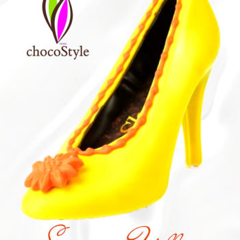 Summer Yellow Chocolate