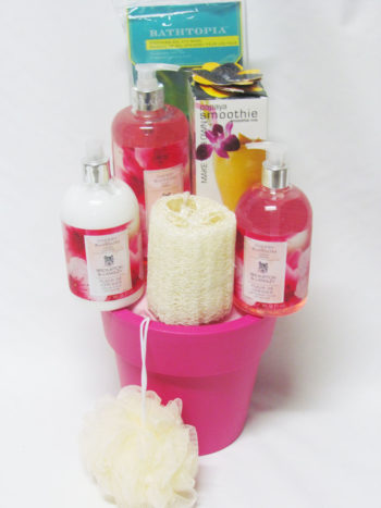 BTFGB Pampered-Spa-Gift Basket
