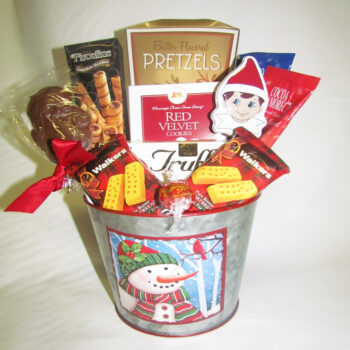 Frosty's Delight Gift Basket