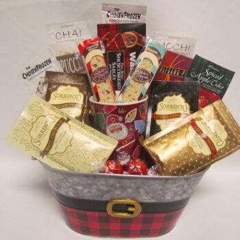 Holiday Hot Medley Gift Basket